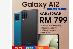 Apa Bedanya Samsung Galaxy A12 dengan Samsung Galaxy A11?